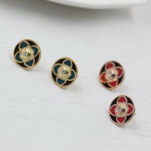 Henri Bendel Stud Patel Earrings